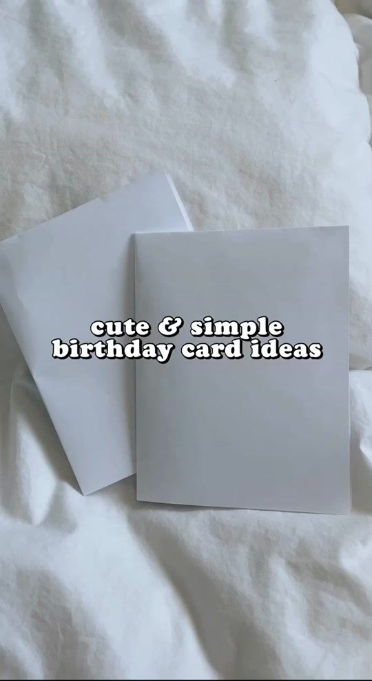Some Bday Card Ideas Since I Haven T Done Any In A Few Days Art Artist Cottagecore In 2021 Birthday Cards For Friends Birthday Cards Diy Simple Birthday Cards