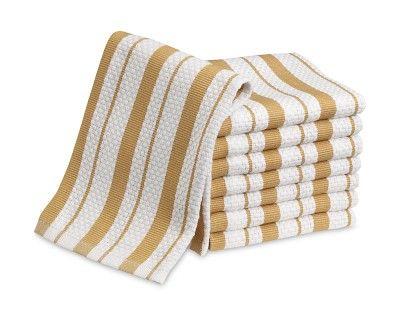 Williams-Sonoma Striped Dishcloth, Set of 8, Sale #williamssonoma