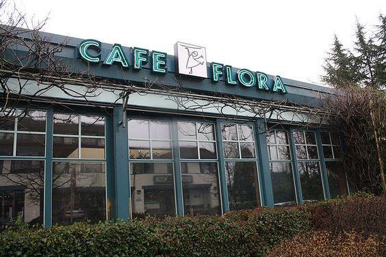Cafe Flora vegetarian restaurant #seattle #madisonvalley one of my all time favorites