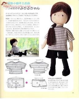 umbebenacamiseta: revista japonesa completa