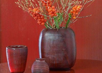 Blumen in Vasen von Guaxs