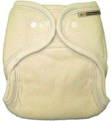 Mother-ease One Size Fitted Diapers - Fitted Cloth - Diapering