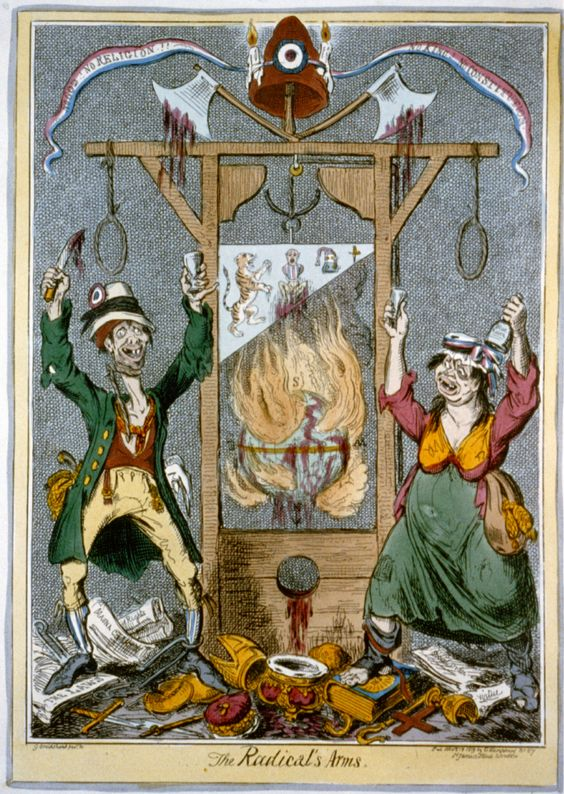 an analysis of the significance of the reign of terror in the french revolution Reign of terror in british noun the period of jacobin rule during the french revolution, during which thousands of people were executed for treason (oct 1793–july 1794.