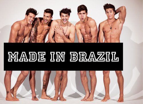 So, I now see why Anna wants to move to Brazil...