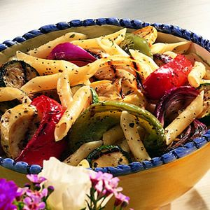 Grilled Vegetables ( zucchini, squash, eggplant, mushrooms, red and ...