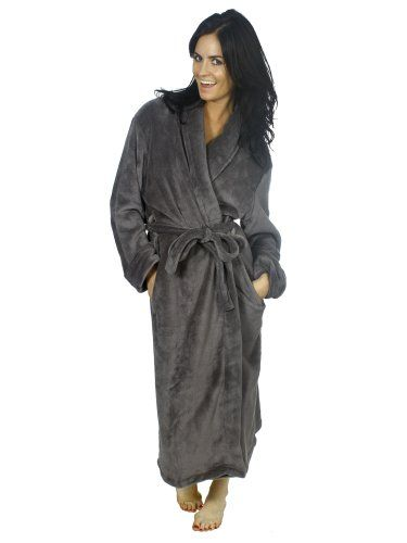Plush Bathrobes For Women