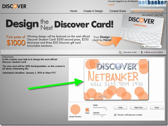 Discover Credit Card Designs Unique Credit Debit Cards Archives Page 8 Of 15 Finovate In 2020 Credit Card Design Discover Credit Card Free Business Card Design