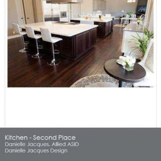 2nd Place Kitchen. ASID Design Excellence Awards 2012
