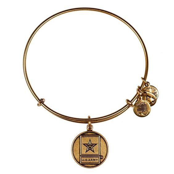 u s army bracelet alex and ani i