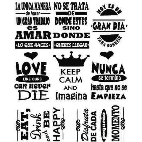 Resultado De Imagen De Frases Decoradas Tumblr Para Imprimir