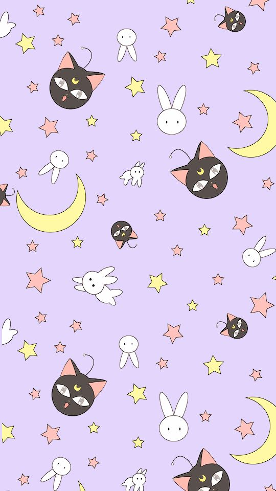 sailor moon ipod iphone wallpaper fond d 39 ecran pinterest facebook tissus et instagram. Black Bedroom Furniture Sets. Home Design Ideas