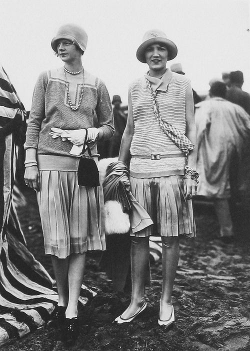 1920s sweater sets