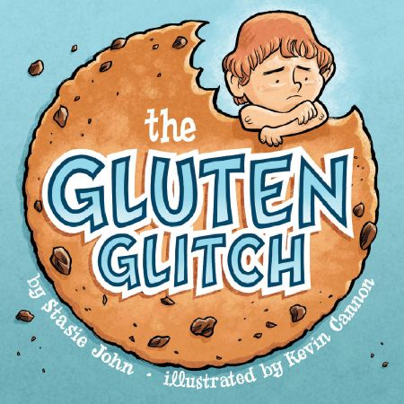 A new book for children with food allergies, called The Gluten Glitch is now available to help explain food restrictions to kids. The book is about an elementary school-age boy named Gideon who can't eat foods with gluten and learns how to adopt his diet accordingly.