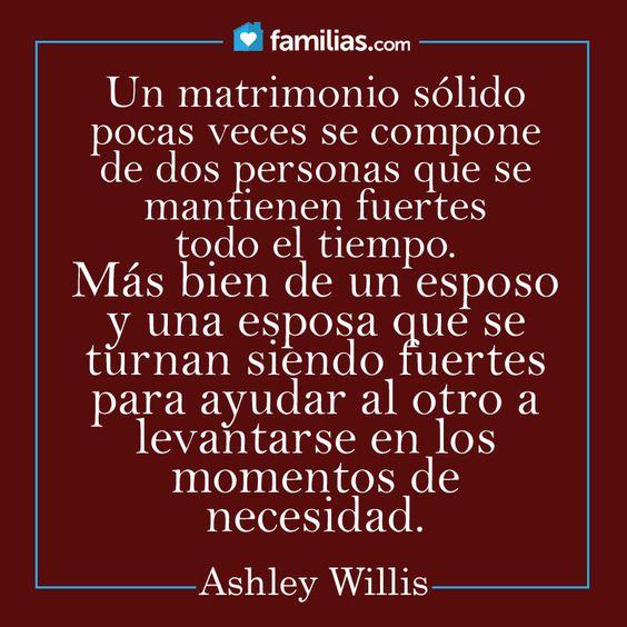 Amor / Frases www.familias.com