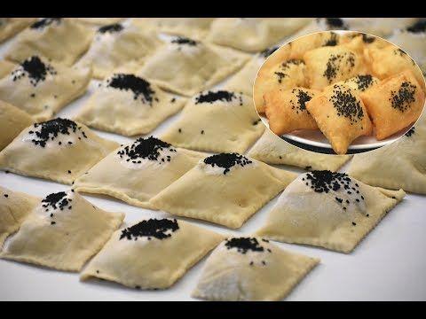 أطيب وصفة برك او سمبوسك مقرمشة بدون بيض افضل طريقة في قناتي مقارنة بالبقية لاتفوتك برك سورية Samosa Youtube Food Recipes Arabic Sweets