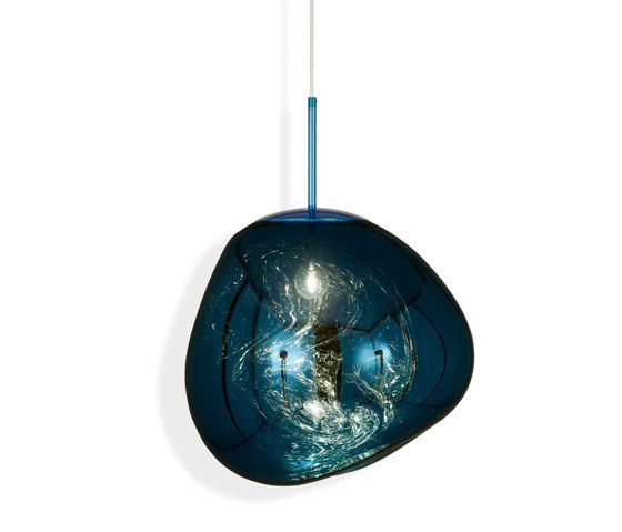 Melt Pendant Blue By Tom Dixon Suspended Lights Wall Lamp Design Tom Dixon Lighting Tom Dixon Melt