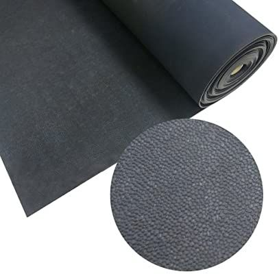 Amazon Com Rubber Cal Tuff N Lastic Rubber Flooring Runners 1 8 Inch X 4 X 15 Feet Black Home Improvement In 2020 Rubber Flooring Rolled Rubber Flooring Flooring