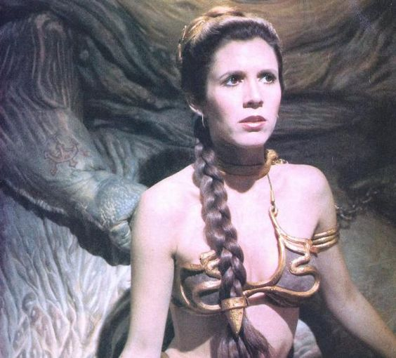 Carrie fisher, Princess leia buns and Hairstyle tutorials ...
