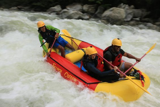 STUNNING ATV 1HR + FUN RAFTING 3HR from Medellin - Image 5