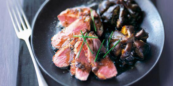 60 idées pour cuisiner le canard