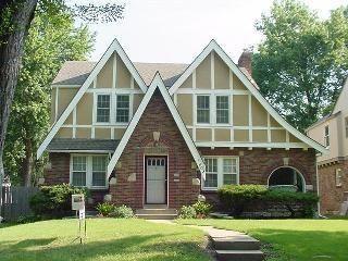 Tudor Tudor Homes And Kansas City On Pinterest