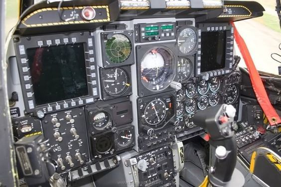 Upgraded A 10 Cockpit Cockpit Fighter Planes Military Aircraft