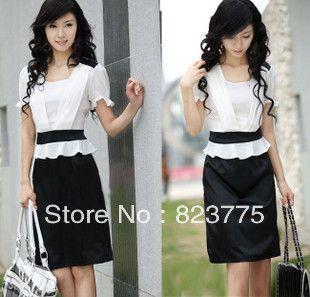 Sale 2013 Work Wear Set Women's Formal Suit Office Ladies Skirt