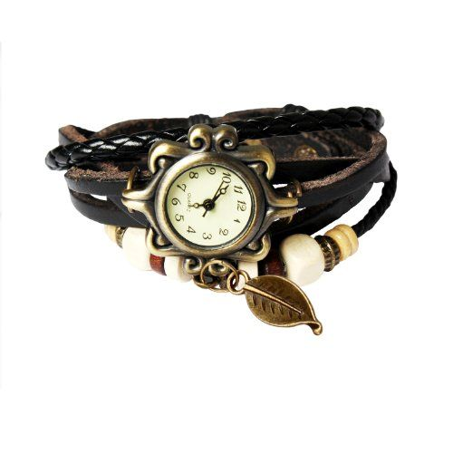 Overview This piece is styled with bohemian accents and is quite fashionable. The watch comes in a wide range of colors to suit anyones taste and match any occasion. (Note: not water resistant) S...