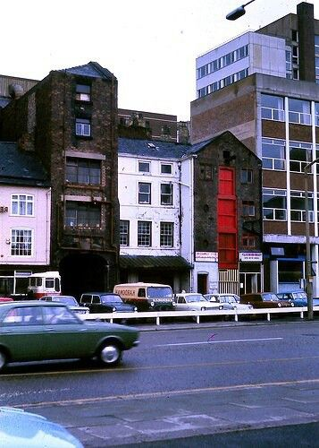 Liverpool, Dock Road 70s