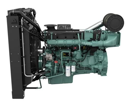Volvo Twd1645ge Is A Reliable Powerful And Compact In Line 6 Cylinder Diesel Engine It S Designed To Power A Wide Range Of Stand B Diesel Engine Volvo Diesel