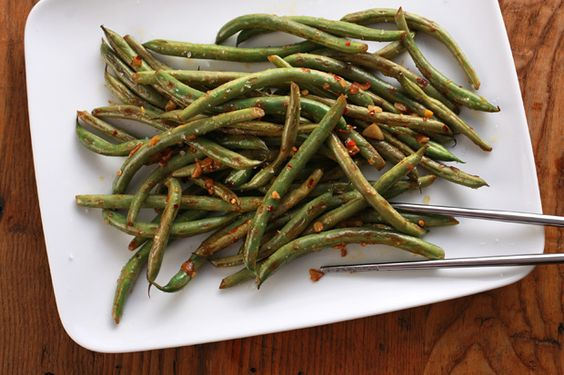 Kim Alter's Late-Night Green Beans | Recipe | Green Beans, Beans and ...