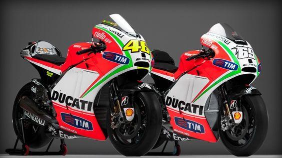 Ducati Desmosedici GP12 - Ducati Corse: