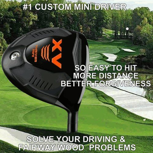 Golf Club Drivers 1 Mini Golf Driver Taylor Fit Made Illegal Distance Long Driver Custom Pga Club Golf Clubs Mini Driver Golf Clubs For Sale