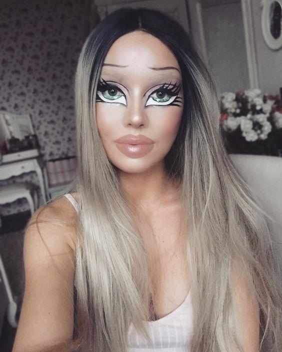 Drag Queen Matte Is Behind the Bratz-Inspired Makeup All Over Instagram