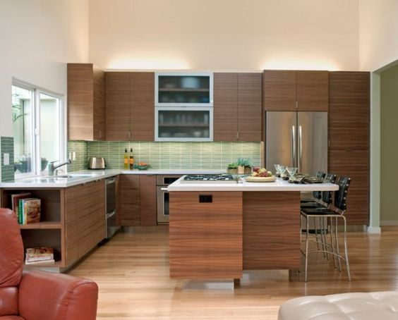 Odd Shaped Kitchens 20 l-shaped kitchen design ideas to inspire you | earthy color