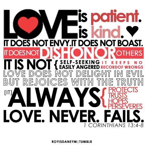 Bible Quotes 1 Corinthians 13 Meme Love Is Quotes Life Goals God S Love Never Fails Relationship Quotes Faith Quotes