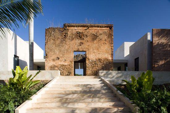 Estudio Reyes Rios + Larrain | Arquitectos | Merida, Yucatan, Mexico