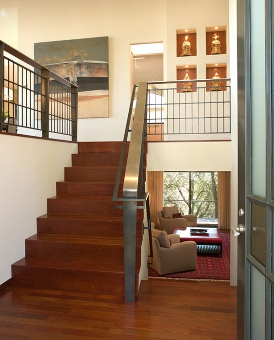 Design Interiors Design And Split Foyer On Pinterest