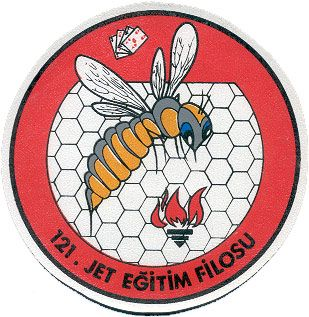 Turkish Air Force 121 training Squadron