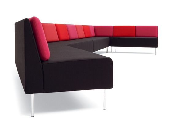 PLAYBACK SOFA SYSTEM by Offecct design Eero Koivisto