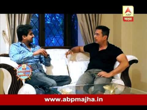 Mahesh Patwardhan interview on ABP Maza taken by Pushkar Jog ...