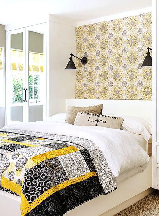 Add More Storage To Your Bedroom With These Unique Headboards Perfect For Any Bedroom That Needs More Space Th In 2020 Bedroom Built Ins Bedroom Interior Small Bedroom