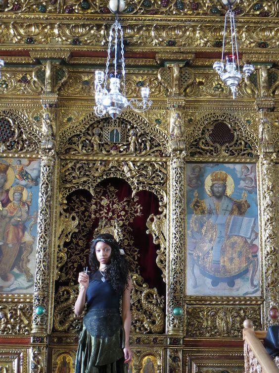 spirituality, pilgrimage, art, iconography, orthodox church, performance art
