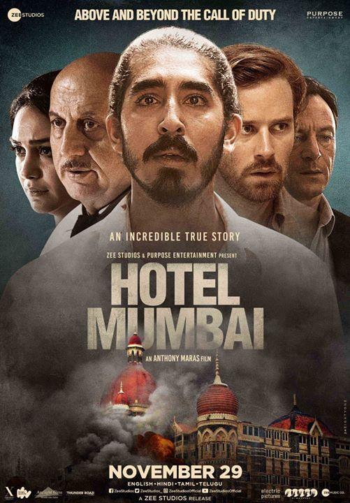 Hotelmumbai Officialtrailer Devpatel Anupamkher Anthonymaras