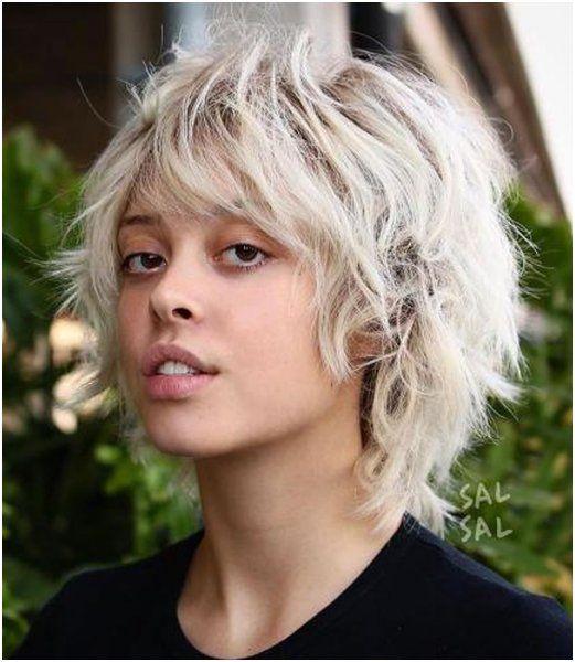 25 Shag Hairstyles For Fine Hair Fashion Modern Shag Haircut Thick Hair Styles Short Shag Haircuts