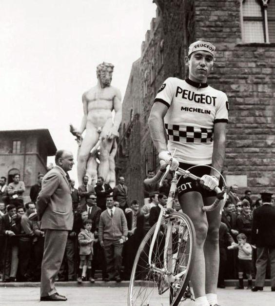 An Evolving Mood Board Assembled Impulsively In Kansas: Eddy Merckx A Firenze, 1967