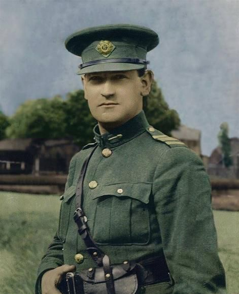 Michael Collins at Béal na mBláth