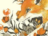 Love Teagan White's illustrations