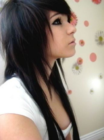 cool emo haircuts for girls short hairstyle names