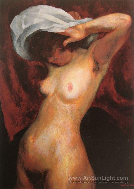 photo murals women nudes